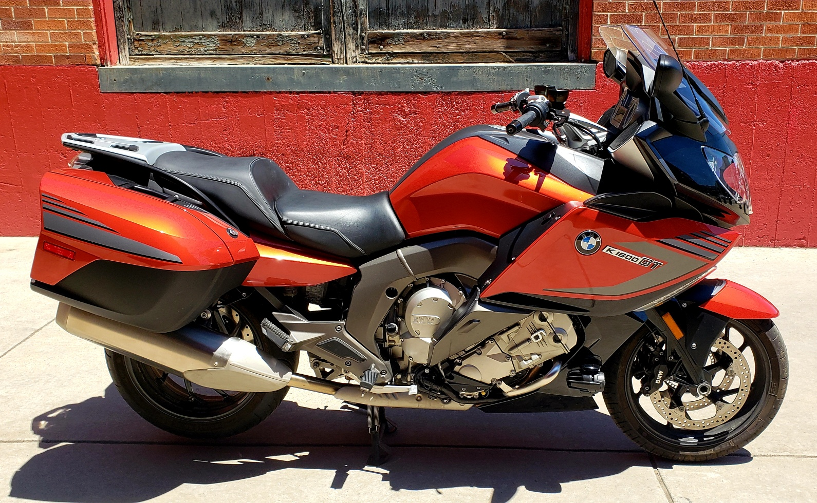 Pre-Owned 2014 BMW K1600GT
