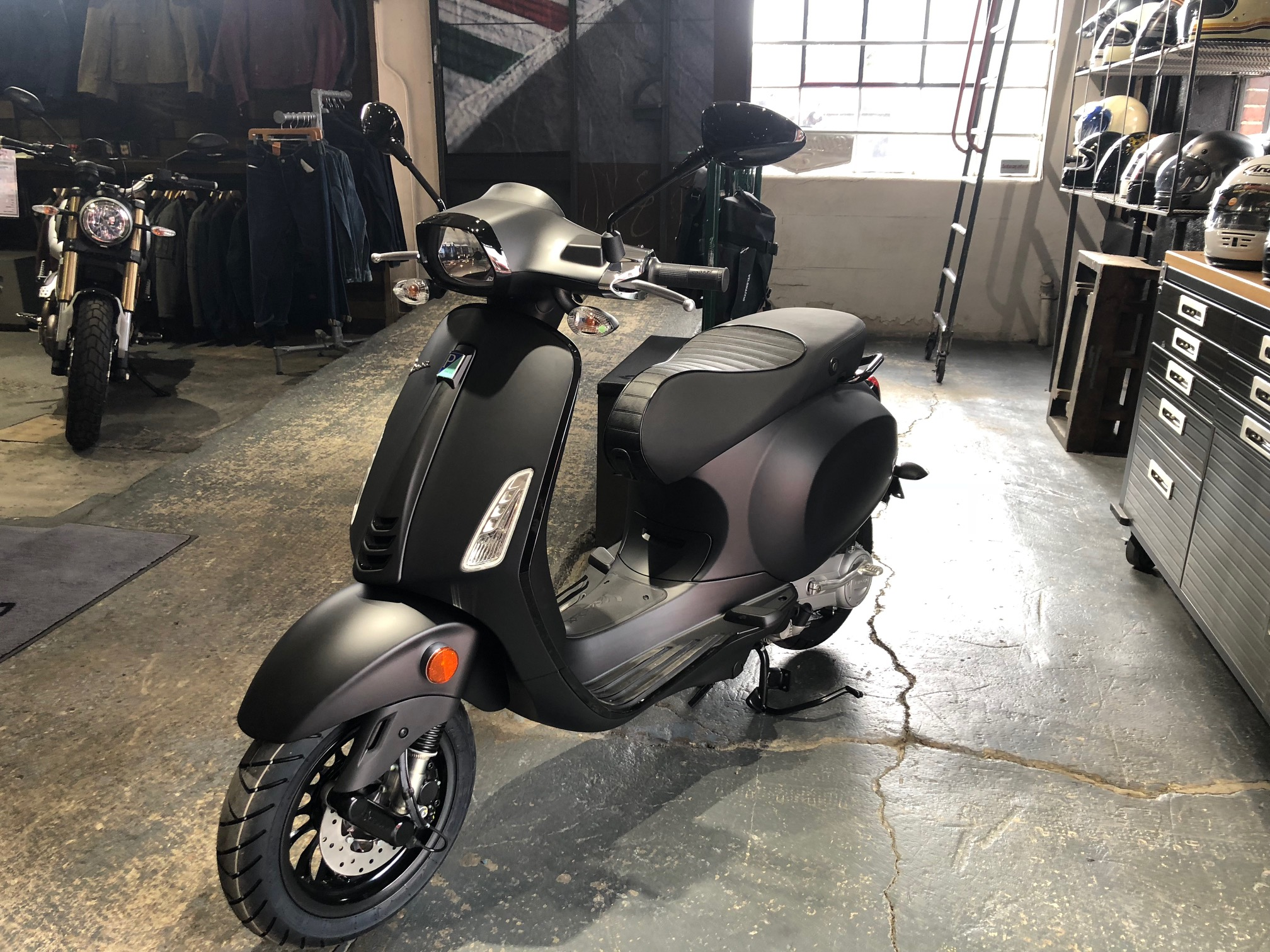 New 2019 VESPA SPRINT 50 4T4V