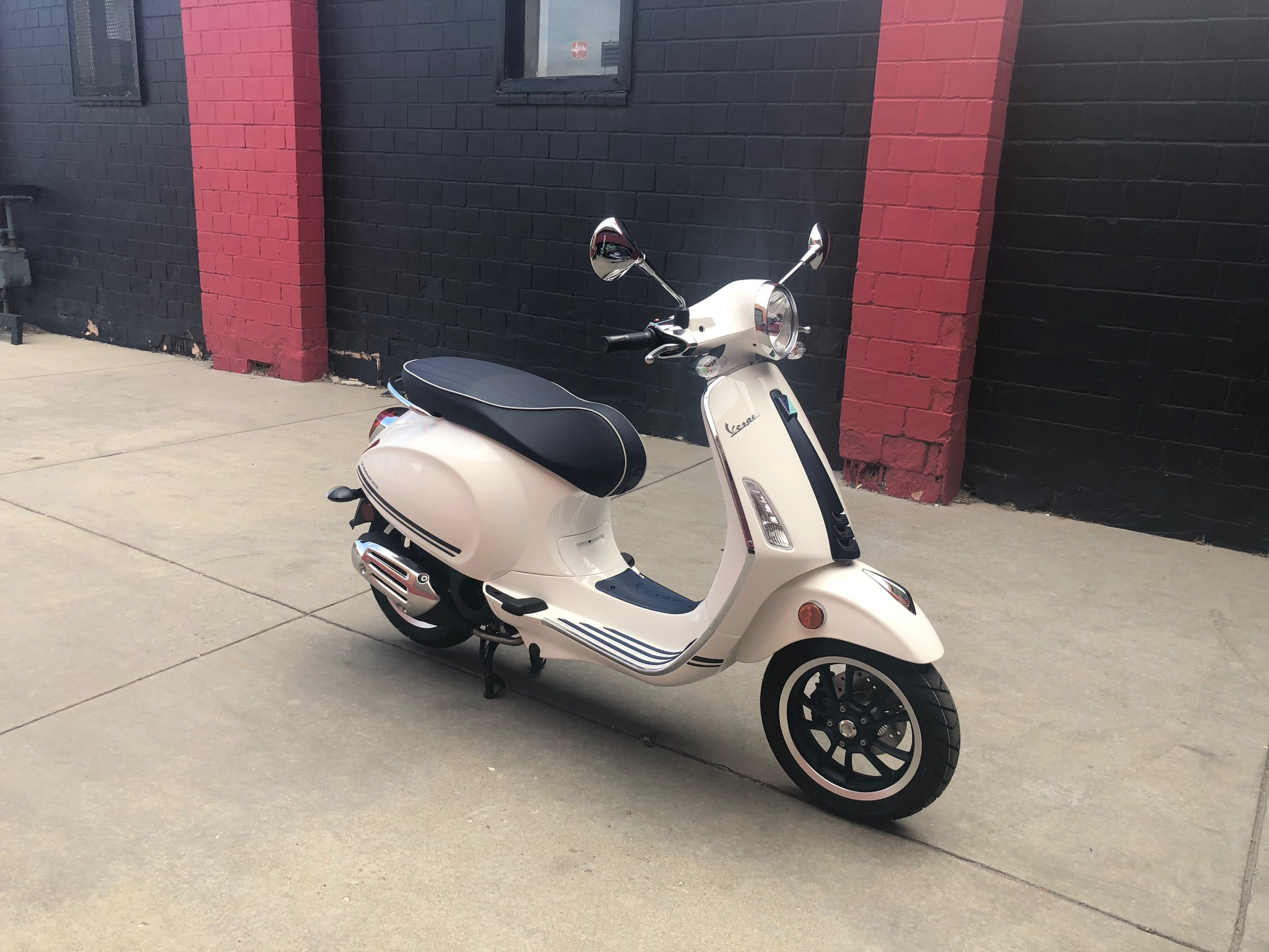 New 2019 VESPA PRIMAVERA 150 4T4V USA