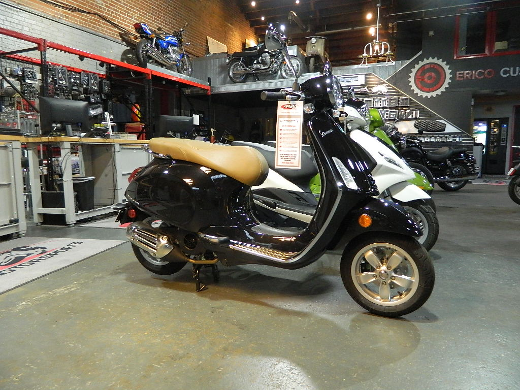 New 2018 VESPA PRIMAVERA 150 E4 ABS