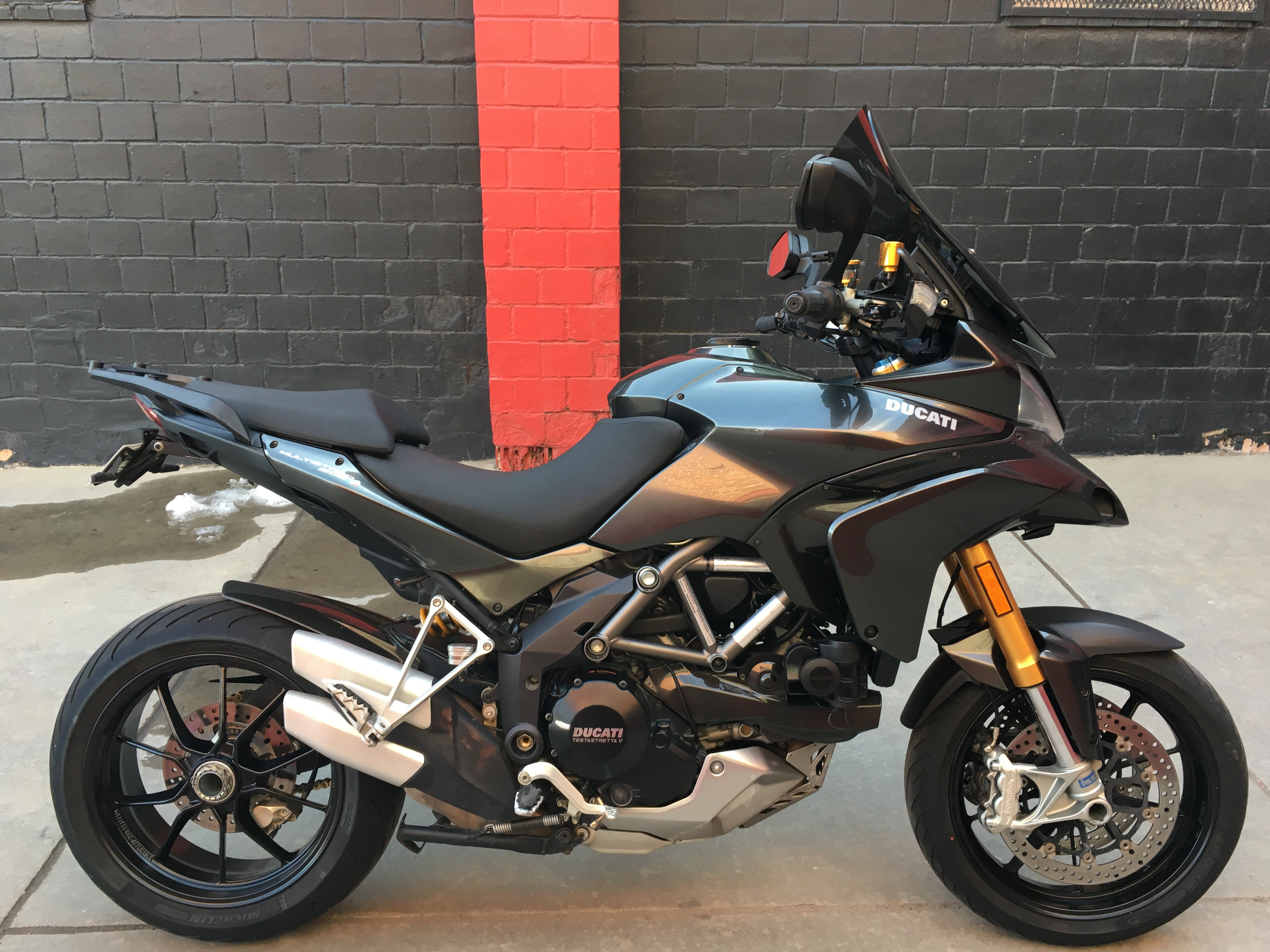 Pre-Owned 2010 DUCATI MTS 1200 S