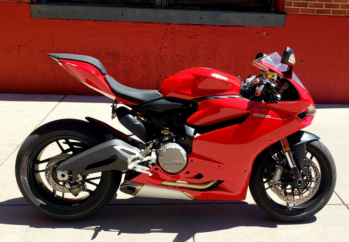 Pre-Owned 2015 Ducati Panigale 899