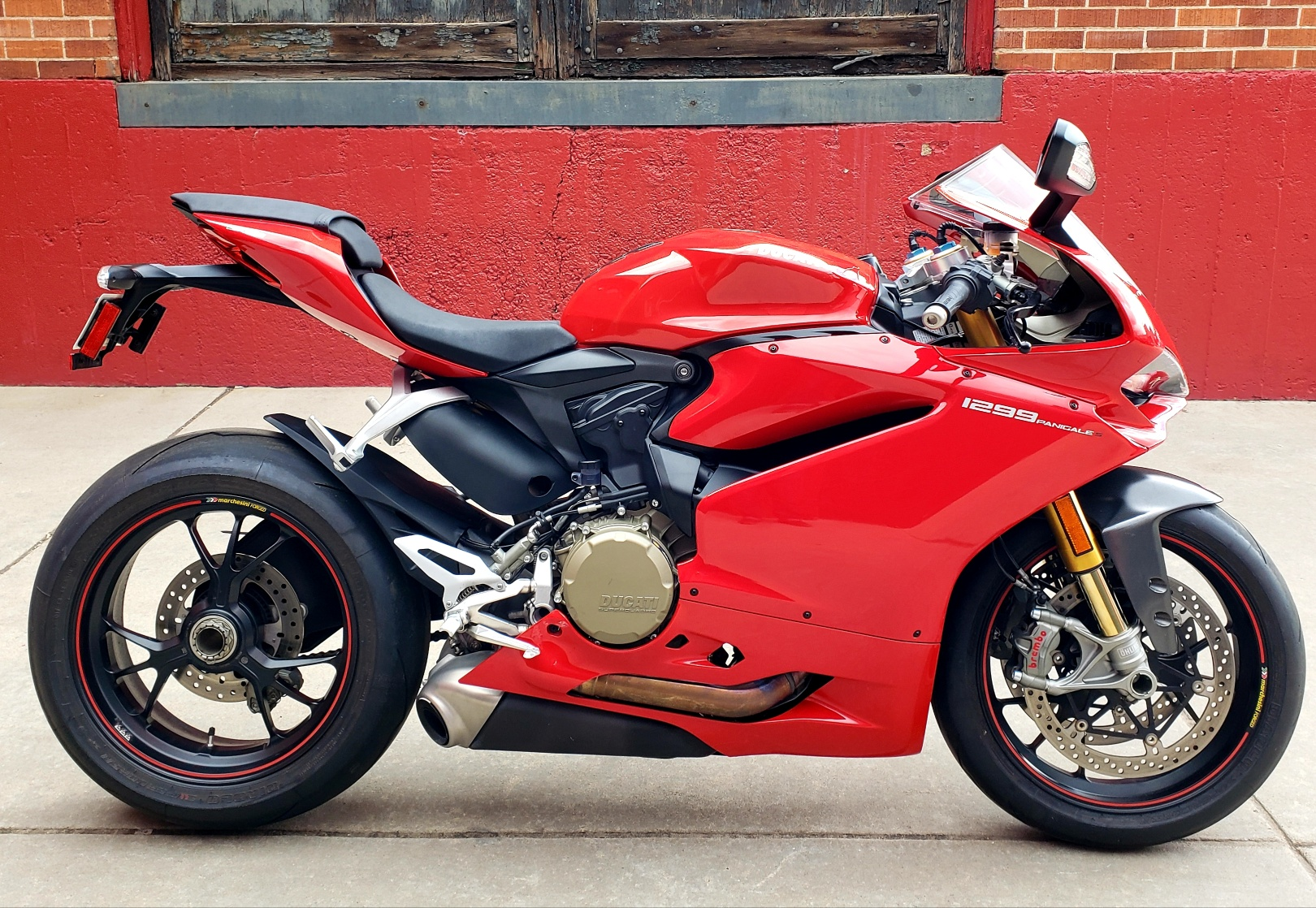 Pre-Owned 2016 Ducati Panigale 1299S