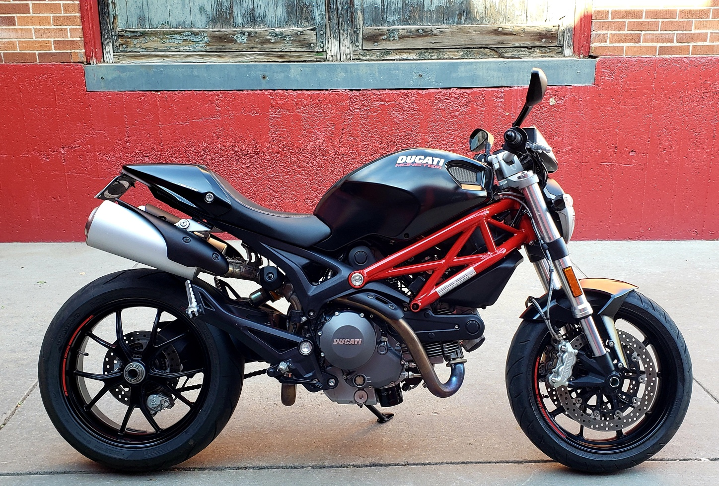 Pre-Owned 2014 Ducati Monster 796 ABS