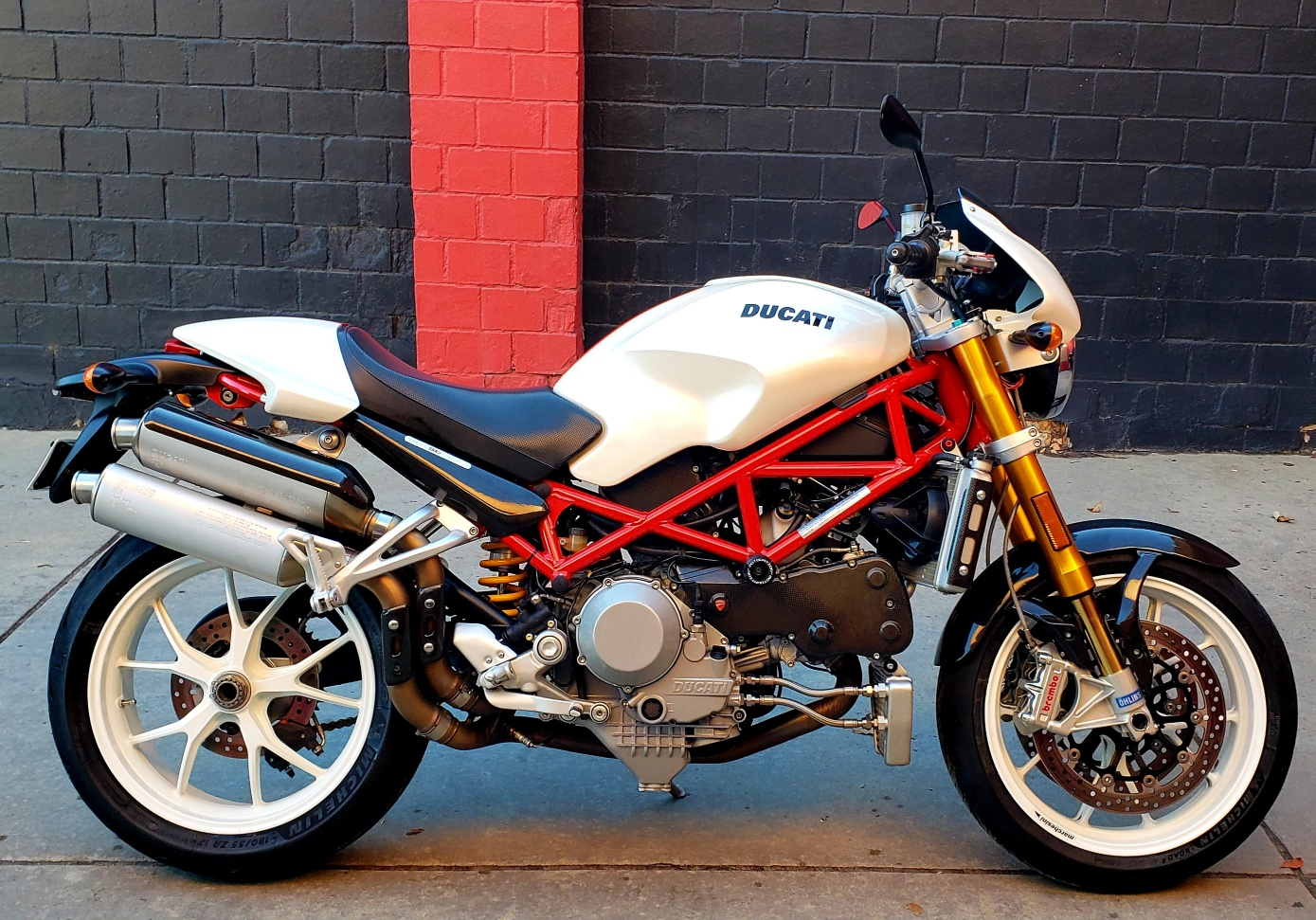 Pre-Owned 2007 DUCATI MONSTER S4RS