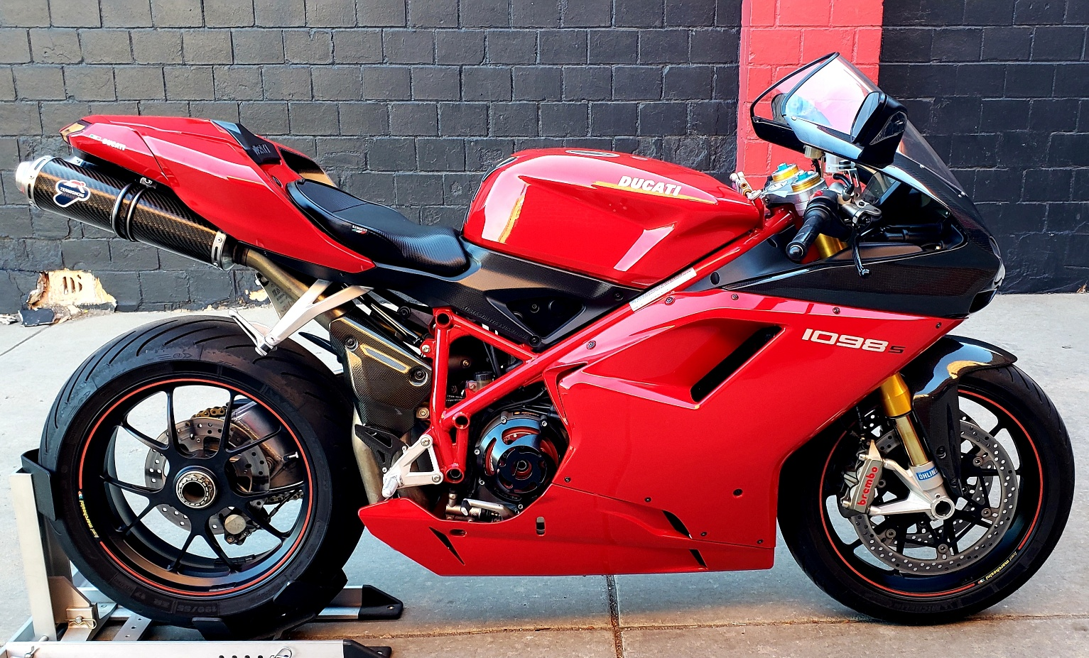 Pre-Owned 2007 Ducati 1098S