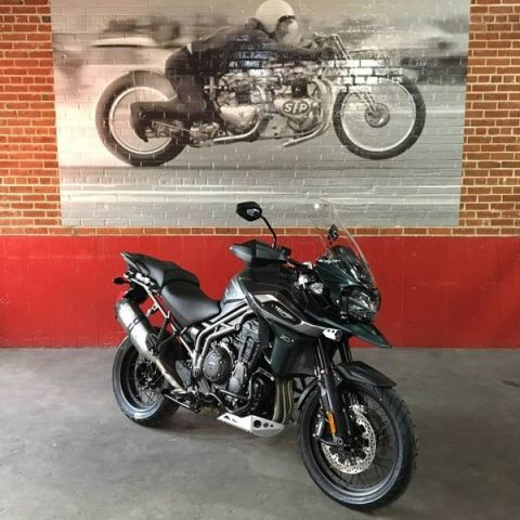 New 2018 TRIUMPH TIGER 1200 XCA